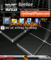 Скриншот темы Solution