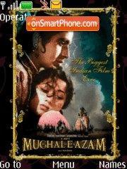 Mughal e azan Indian Movie es el tema de pantalla