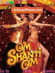 Om shanti om Indian Movie theme screenshot