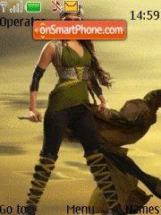 Priyanka theme screenshot