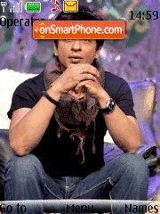 Shahrukh Khan2 theme screenshot