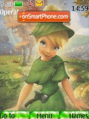 Tinkerbell theme screenshot