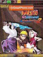 Naruto2 theme screenshot