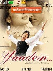 Yaadein theme screenshot