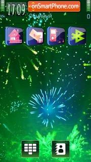 Celebrate theme screenshot