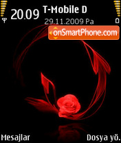 Desert_Rose theme screenshot