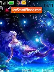 Mermaids2 theme screenshot