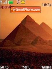 Pyramid tema screenshot