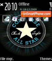 Скриншот темы Converse 05