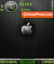 Apple 13 theme screenshot