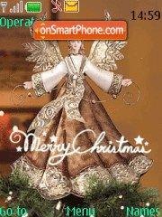 Christmas, New Year tema screenshot