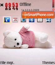 Bear 08 es el tema de pantalla