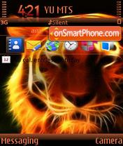 Скриншот темы Tiger 19