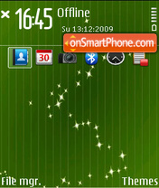 Rhapsody theme screenshot