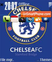 Chelsea 2018 theme screenshot