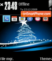 Xmas 04 theme screenshot