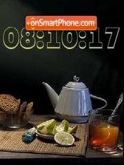 Capture d'écran breakfast thème