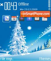 Скриншот темы Merry Christmas 17