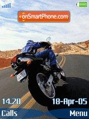 Скриншот темы Yamaha