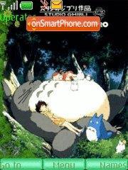 My Neighbour Totoro theme screenshot