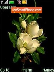 Magnolia theme screenshot