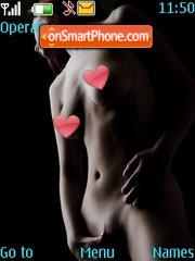 BodyArt 001 es el tema de pantalla