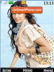Lara Dutta Theme-Screenshot