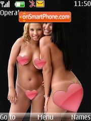 Brazilian Babes es el tema de pantalla