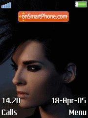 Скриншот темы Tokio Hotel