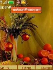 Tangerin theme screenshot