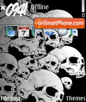 Death tema screenshot