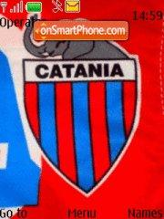 Catania theme screenshot