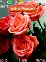 Roses theme screenshot