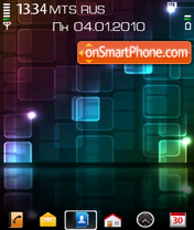 Abstract v1 By AltVic theme screenshot
