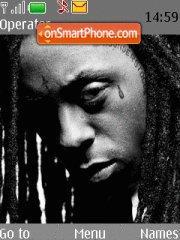 Lil Wayne es el tema de pantalla