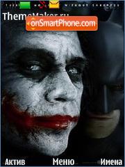 Joker theme screenshot
