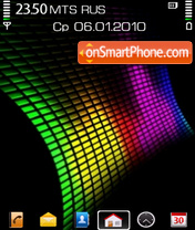 Equalizer By AltVic theme screenshot