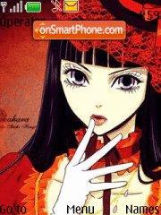 Скриншот темы Nakahara Sunako (Yamato Nadesiko Sichi Henge)