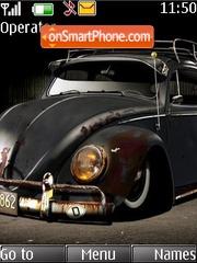 Rat VW Beetle theme screenshot