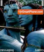 Avatar Theme-Screenshot