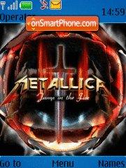 Best Of Metallica ! (BY Bogdan P.) es el tema de pantalla