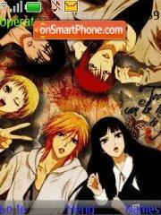 Yamato Nadesiko Sichi Henge theme screenshot