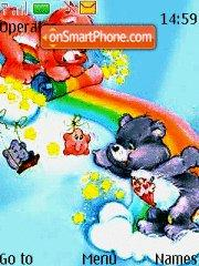 Care bears theme screenshot