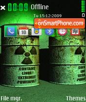 DangeR 08 theme screenshot