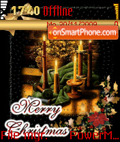 Christmas 05 theme screenshot