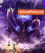 World Of Warcraft 05 es el tema de pantalla