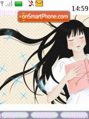 Kimi ni Todoke theme screenshot