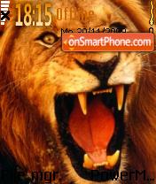 Lion Heart es el tema de pantalla