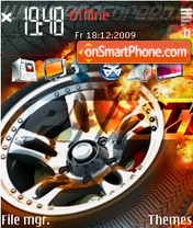 Prostreet Mags theme screenshot