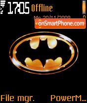 Batman 18 theme screenshot